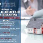 Agente d'affari in mediazione – settore immobiliare