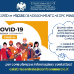 CORSO COVID-19  MISURE DI ADEGUAMENTO AI DPC MINISTERIALI
